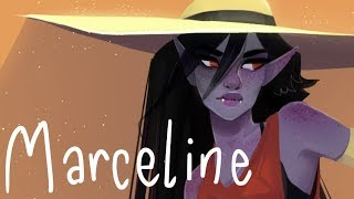 Marceline - [speedpaint]
