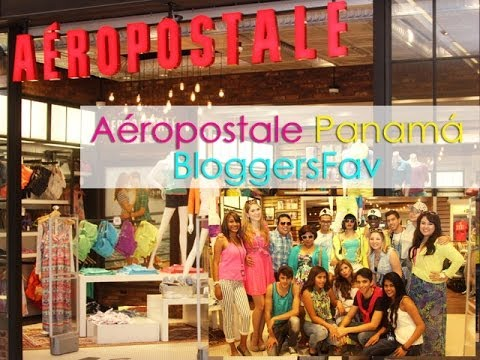 A Ropostale Panam Fashion Moda Style Bloggers Youtube