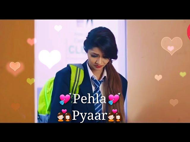 💞Mera Pehla Pyar💗LvStory Part 1💗Whatsapp Status Video By Prasenjeet Meshram