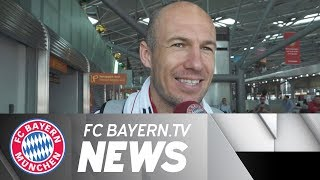 Fc bayern looking forward to dfb cup final in berlin