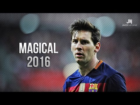 Lionel Messi  ● Magical Skills & Goals ● 2015/2016 HD