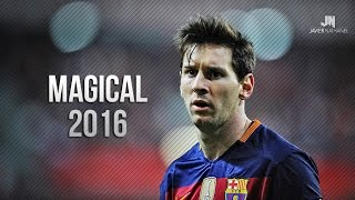 Lionel Messi  ● Magical Skills & Goals ● 2015/2016 HD