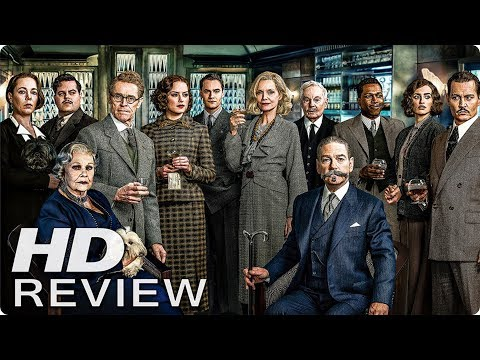 MORD IM ORIENT EXPRESS Kritik Review (2017)