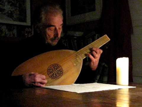Modern music for the lute composed and performed by lutenist Brian Wright.