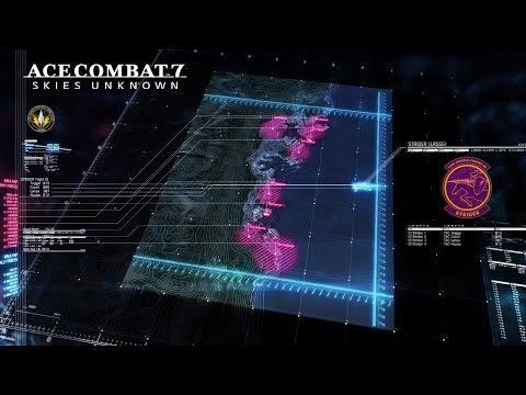 Ace Combat 7 plot-heavy trailer precedes 'Anchorhead Raid' DLC