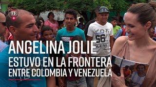 Angelina Jolie en Colombia: alerta por los niños apátridas | Noticias | El Espectador