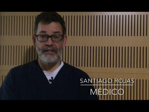 El doctor Santiago Rojas habla de Louise Hay