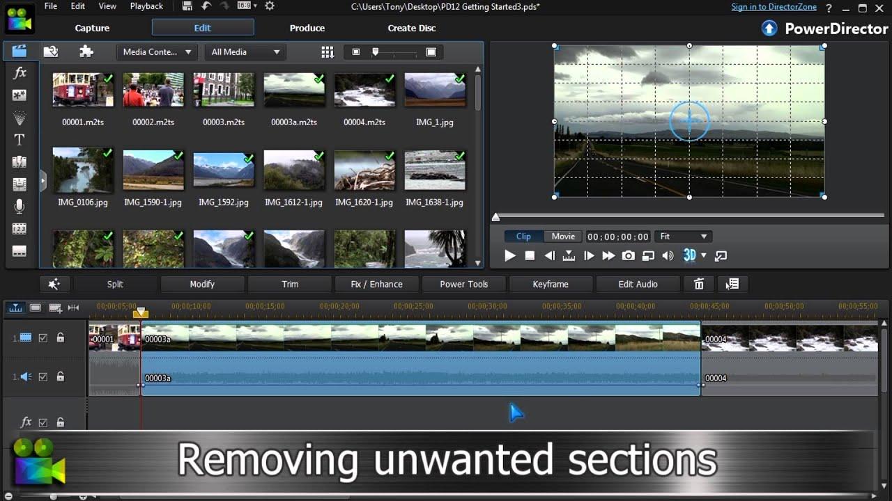 CyberLink PowerDirector Video Editor 5 0 2 Apk(No Watermark) Download
