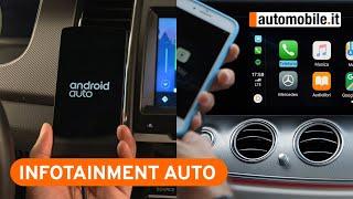 Android Auto vs Apple CarPlay: qual è il migliore?