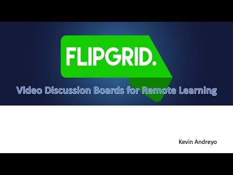 Flipgrid For Beginners