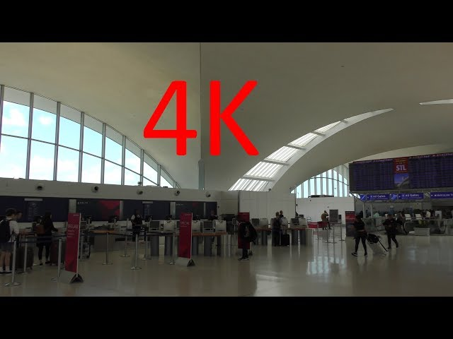 A 4K Tour of Saint Louis Lambert International Airport (STL) (Terminals 1 and 2)