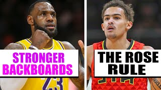 Download 12 Players Who FORCED Rule Changes in The NBA Mp3 and Videos
