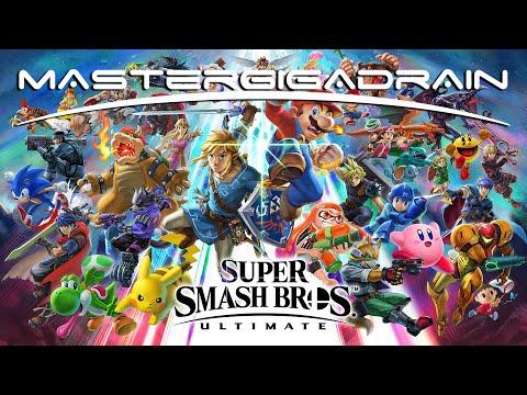 Amiibo battles | Super Smash Bros. Ultimate | MasterGigadrain