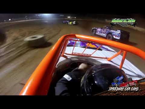 #02 Brian Hudson - Street Stock - 10-13-18 Duck River Raceway Park - In Car Camera