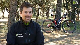 NA Juan de Dios Salinas, 1.500 kilomètres en vélo pour fomenter l'entrepreneuriat