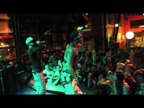 "SD Exclusive: Riff Raff Premieres ""Sleepless In Seattle"" at Nectar Lounge (9-24-12)"