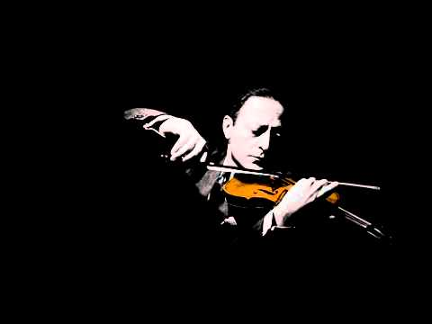 [HQ] Jascha Heifetz - Brahms' Violin Concerto in D major, Op. 77