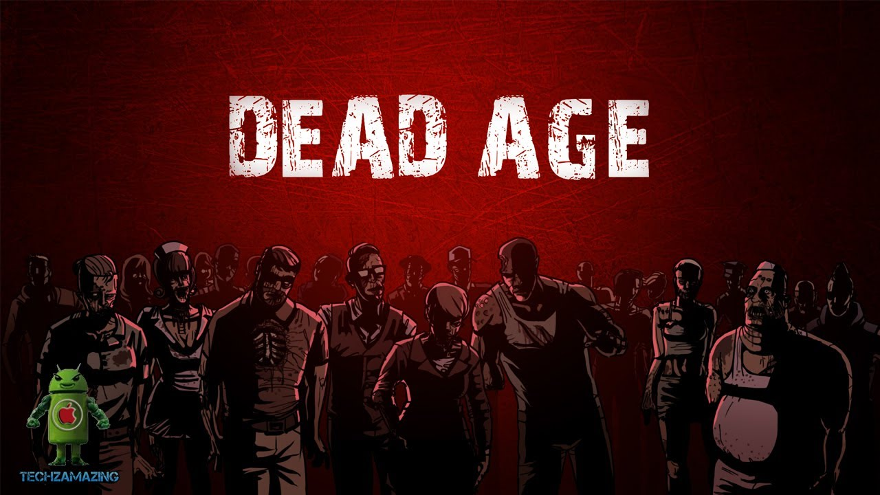 DEAD AGE GAMEPLAY - iOS / ANDROID TRAILER VIDEO