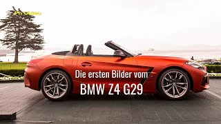 BMW Z4 Roadster G29 M40i - 3 ✅ - first edition - Pebble Beach - Ph_Video