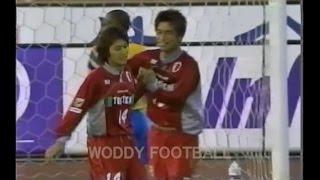 強すぎる16-0 鹿島アントラーズ 全盛期 1999年 アジアクラブ選手権