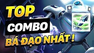 """TOP 5 COMBO """"NHỎ MÀ CÓ VÕ"""" GIÚP BẠN TỰ TẠO LỢI THẾ KHI SỬ DỤNG Ở ĐTCL MÙA 3!"""