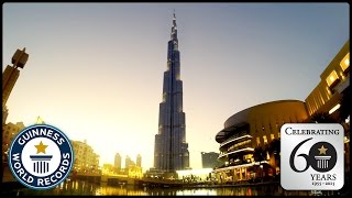 World's Tallest Building - Guinness World Records 60th Anniversary