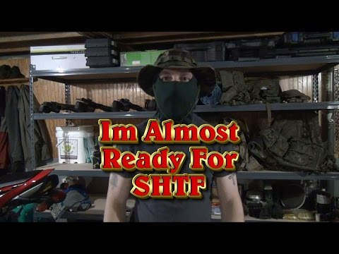 Im Almost Ready For SHTF - Tactical Show