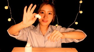 ASMR❤️Fresh cream cosmetics 生ク…