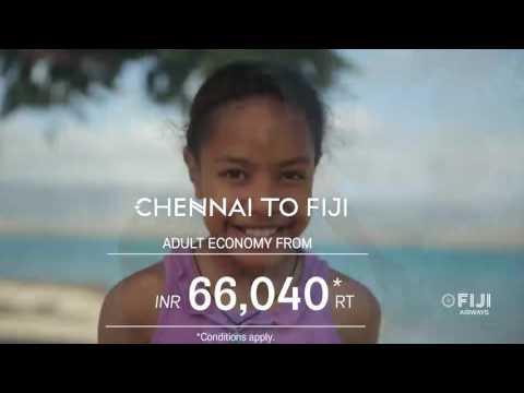 Fly India To Fiji   Fiji Airways
