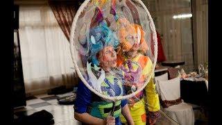 Шоу Мыльных Пузырей для детей Аниматоры Конфетти Дзержинск