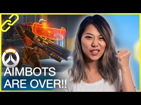 Valve finger-tracking VR controllers, LG bendy displays, Overwatch kills aimbots