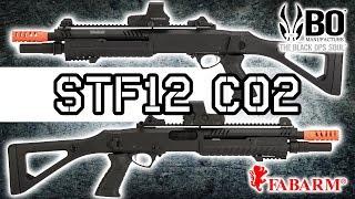 Fabarm STF12 CO2 Airsoft Shotgun