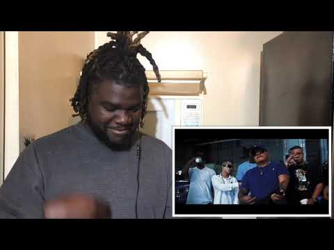 """Yung Blacksta // Lucky Luciano // GT GARZA """"LAND OF THE TRILL """" Reaction ( PAID SPONSOR)"""