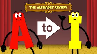 a i review chant uppercase   super simple abcs