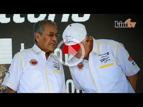 Mahathir: Bangang sahaja tak kenal Najib sebagai 'MO1'