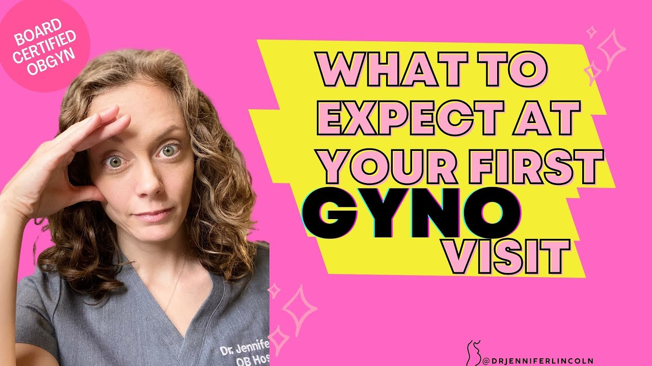 Download What to expect at your first GYNO visit!