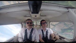 Aerobatic Stunt Flight , Blackbushe Aviation - August 2015