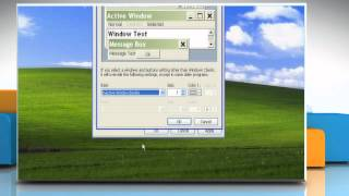 How to change the screen appearance : Windows® XP Tips
