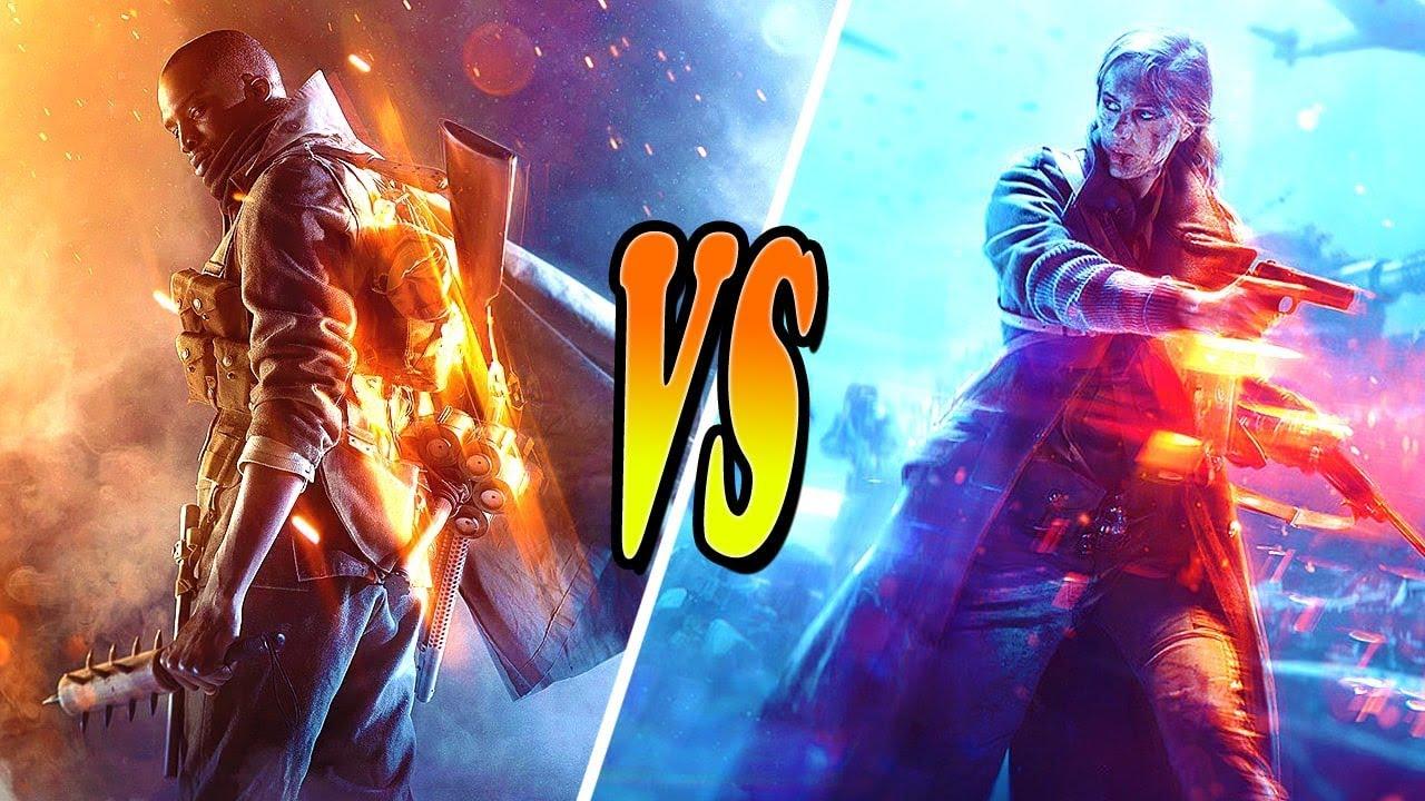 Download BATTLEFIELD 5 VS BATTLEFIELD 1 IN 2020 (WHO WINS?)