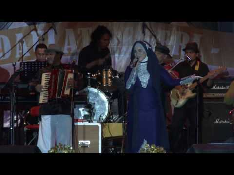 Jakarta Melayu Festival 2016 - Hikayat Cinta Negeri MELAYU -  Nong Niken