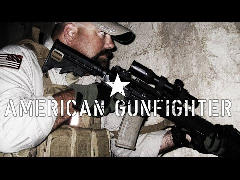 American Gunfighter Episode 4 - John Chapman, LMS Defense - Presented by BCM