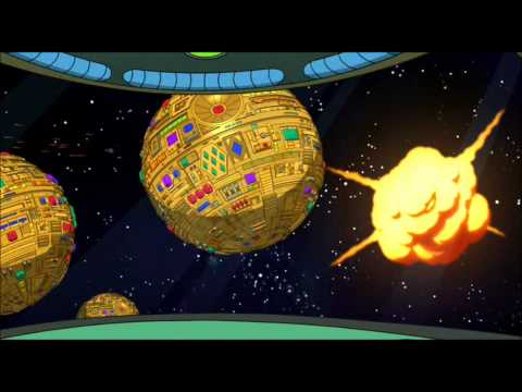 Futurama Benders Big Score: Battle for Earth Theme