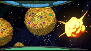 futurama bender s big score battle for earth theme
