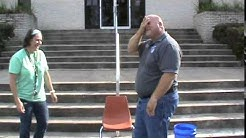 Assistant City Manager Tilman Mears ALS Ice Bucket Challenge