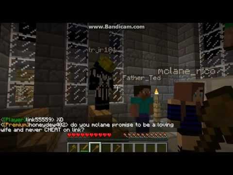 Minecraft Wedding + IP Code For Server
