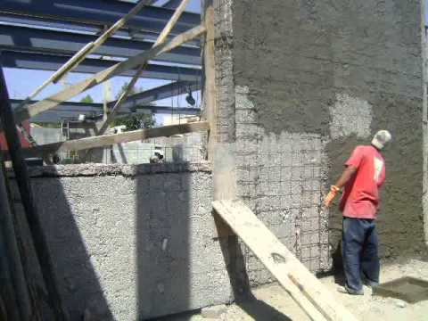 Video descriptivo del material de construccion panel ecologico muro t rmico youtube - Material de construccion segunda mano ...