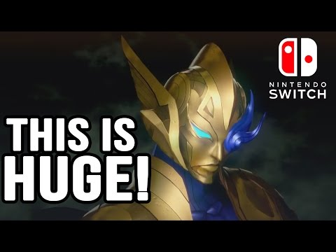 THIS IS Huge! - Shin Megami Tensei 5 for Nintendo Switch