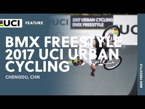 First ever UCI BMX Freestyle World Championships