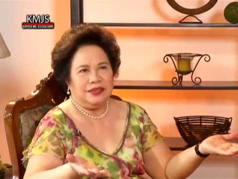 Kapuso Mo, Jessica Soho: Sen. Miriam Defensor-Santiago, Pinoy pasalubong and basketball marathon