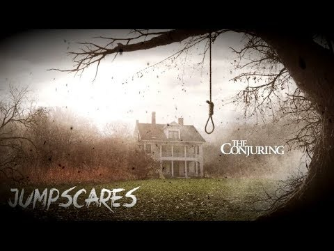 The Conjuring(movie)~ jump scares !!! thumbnail